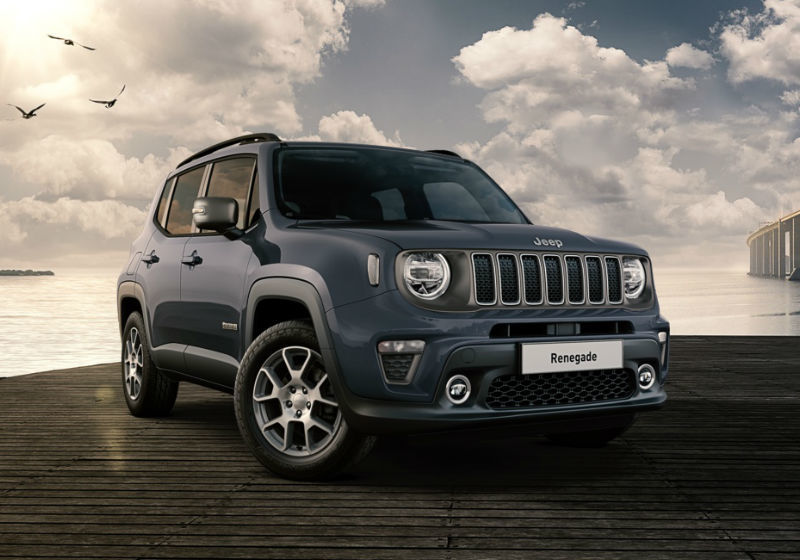 JEEP Renegade 1.0 T3 Limited Blue Shade Km 0 X80BE8X-1