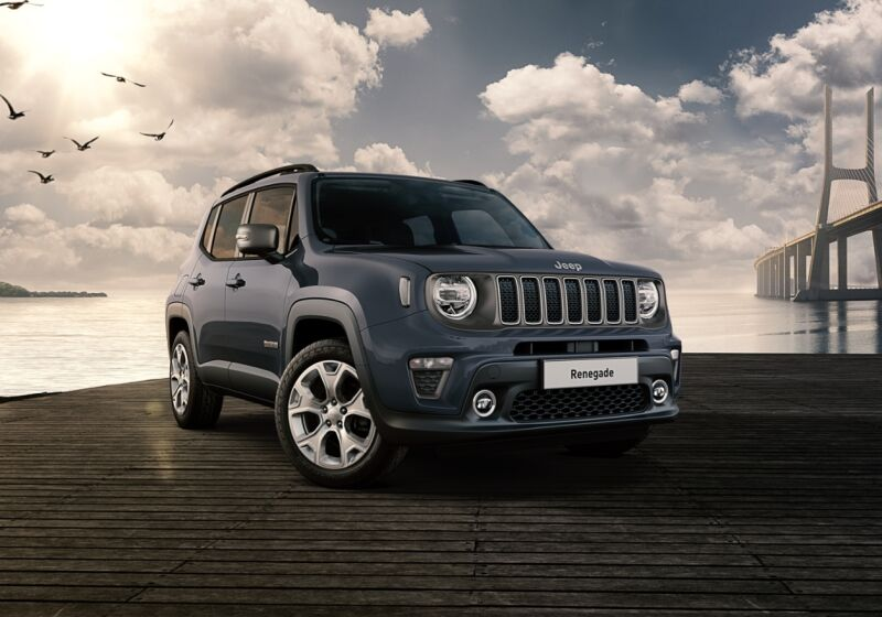 JEEP Renegade 1.0 T3 Limited Blue Shade Km 0 S90BN9S-getImage