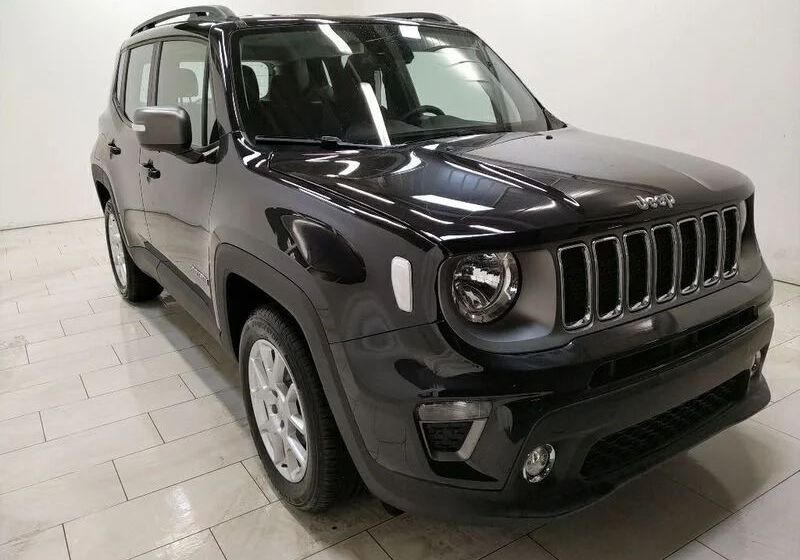 JEEP Renegade 1.0 T3 Limited Carbon Black Km 0 460BY64-aa_censored