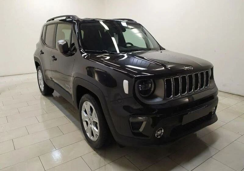 JEEP Renegade 1.0 T3 Limited Carbon Black Km 0 980CD89-jeep1_censored