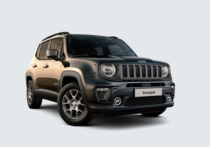 JEEP Renegade 1.0 T3 Limited Carbon Black Km 0 TR0BTRT-58040_esterno_lato_1