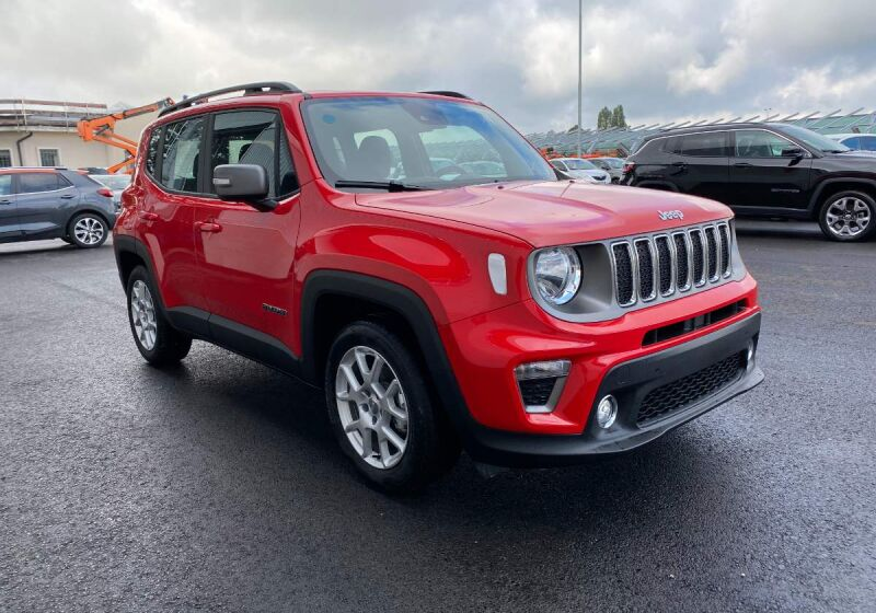 JEEP Renegade 1.0 T3 Limited Colorado Red Km 0 450B754-3
