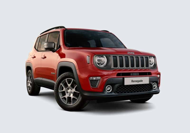 JEEP Renegade 1.0 T3 Limited Colorado Red Km 0 ZA0B4AZ-43039_esterno_lato_1