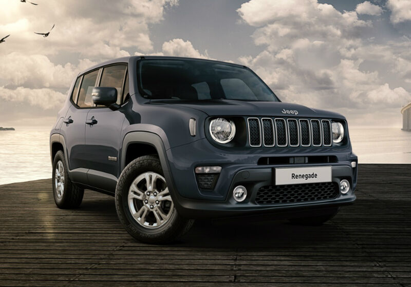 JEEP Renegade 1.6 Mjt 120 CV Longitude Blue Shade Km 0 M40BS4M-a