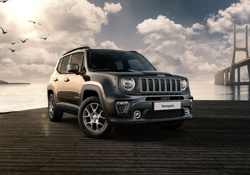 JEEP Renegade 1.3 T4 DDCT Limited Carbon Black Km 0 4H0CBH4-a