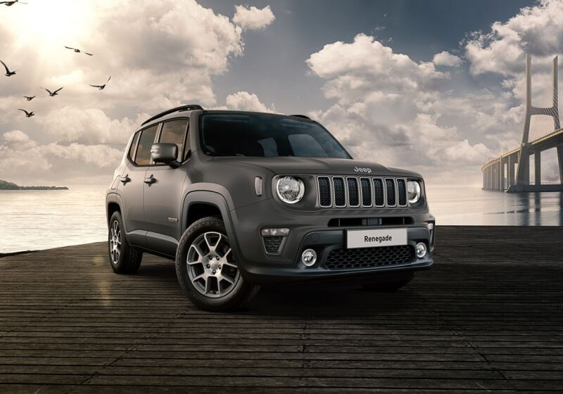 JEEP Renegade 1.3 T4 DDCT Limited Sting Gray Km 0 G50CD5G-1