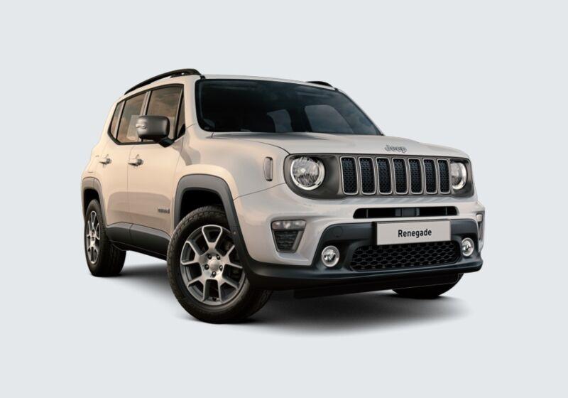 JEEP Renegade 1.6 Mjt 120 CV Limited Alpine White Km 0 VU0BQUV-54075_esterno_lato_1