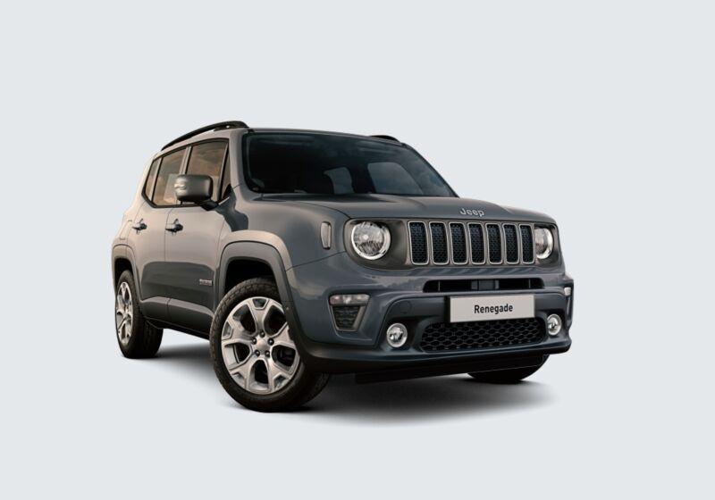 JEEP Renegade 1.6 Mjt 120 CV Limited Anvil Grey Km 0 AQ0BLQA-47744_esterno_lato_1