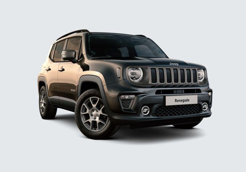 JEEP Renegade 1.6 Mjt 120 CV Limited Carbon Black Km 0 LE0BMEL-48302_esterno_lato_1