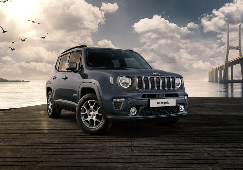JEEP Renegade 1.6 mjt Limited fwd 130cv Blue Shade Km 0 9G0CDG9-jeep1