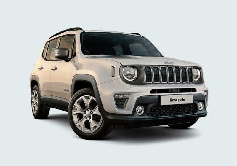 JEEP Renegade 1.6 Mjt 120 CV Limited Alpine White Km 0 865P2-a