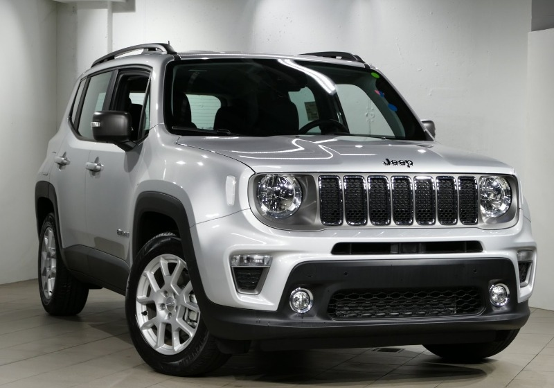 Jeep Renegade 1.6 Multijet 120 CV Limited prezzo, optional ...