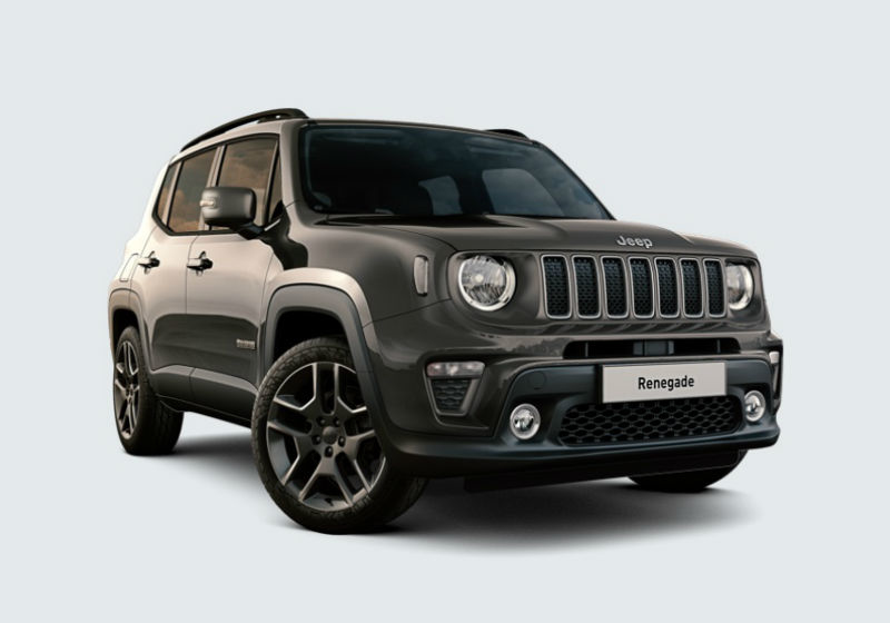 JEEP Renegade 1.6 Mjt 120 CV Limited MY19 Granite Crystal Km 0 2CW0WC2-a