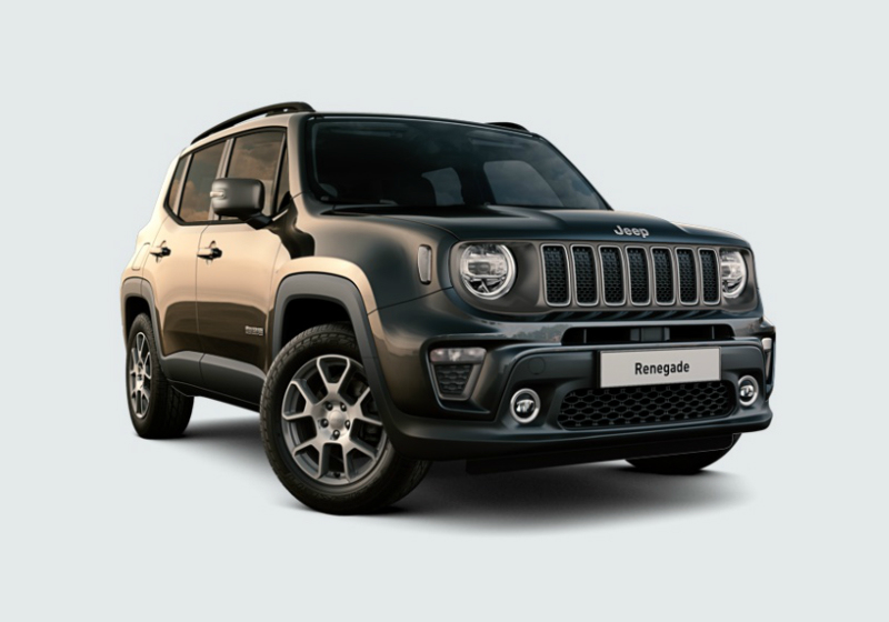 JEEP Renegade 2.0 Mjt 140CV 4WD Active Drive Low Limited Carbon Black Km 0 0AV5W-a