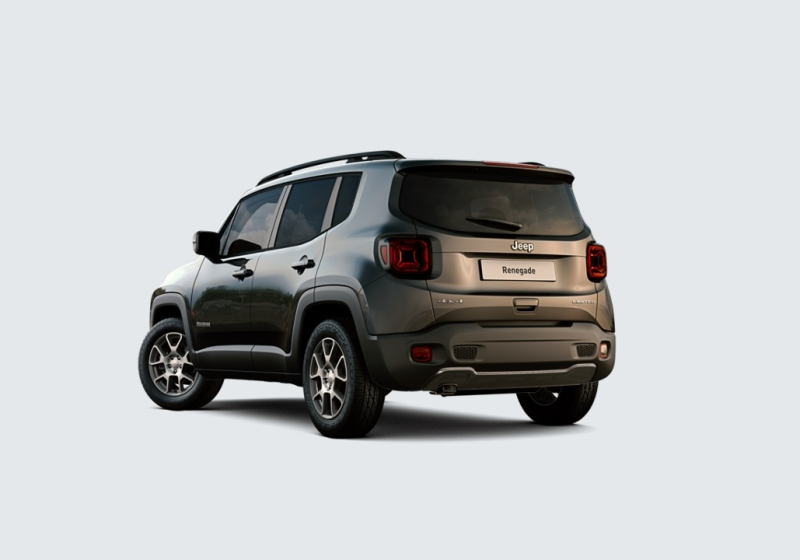 JEEP Renegade 2.0 Mjt 140CV 4WD Active Drive Low Limited Carbon Black Km 0 0AV5W-b