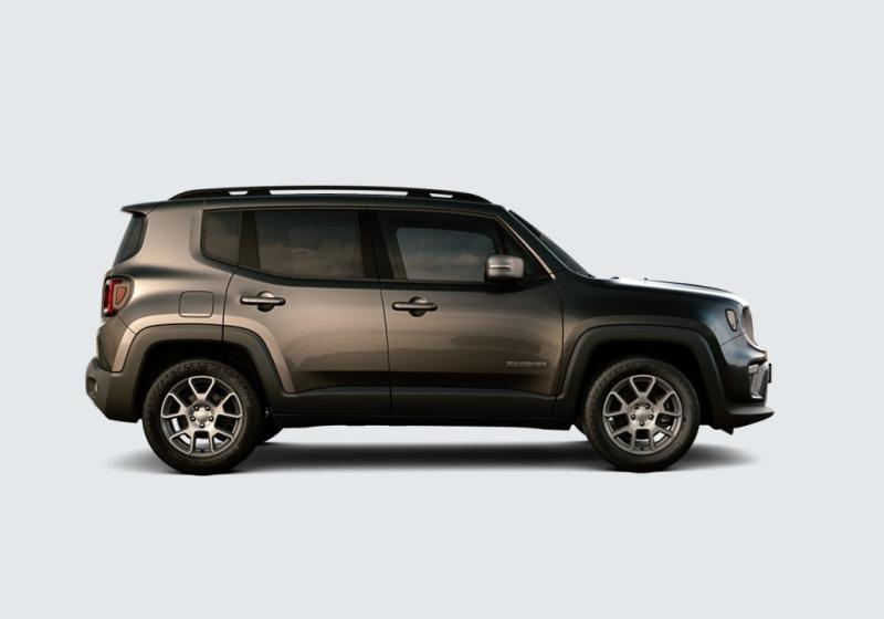 JEEP Renegade 2.0 Mjt 140CV 4WD Active Drive Low Limited Carbon Black Km 0 0AV5W-c
