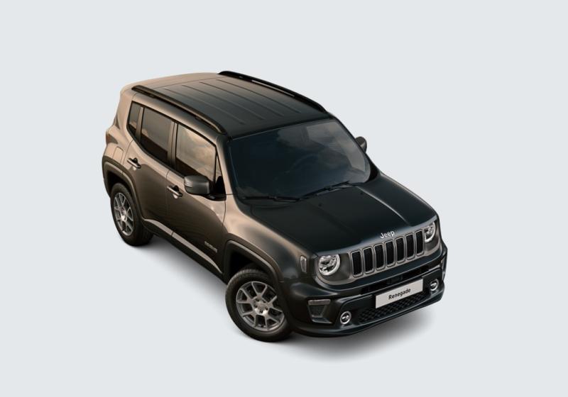 JEEP Renegade 2.0 Mjt 140CV 4WD Active Drive Low Limited Carbon Black Km 0 0AV5W-d
