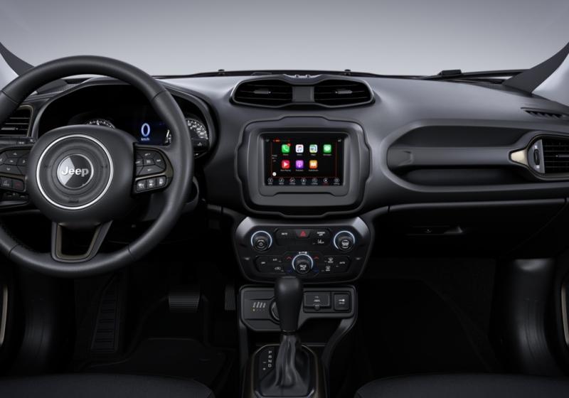 JEEP Renegade 2.0 Mjt 140CV 4WD Active Drive Low Limited Carbon Black Km 0 0AV5W-e