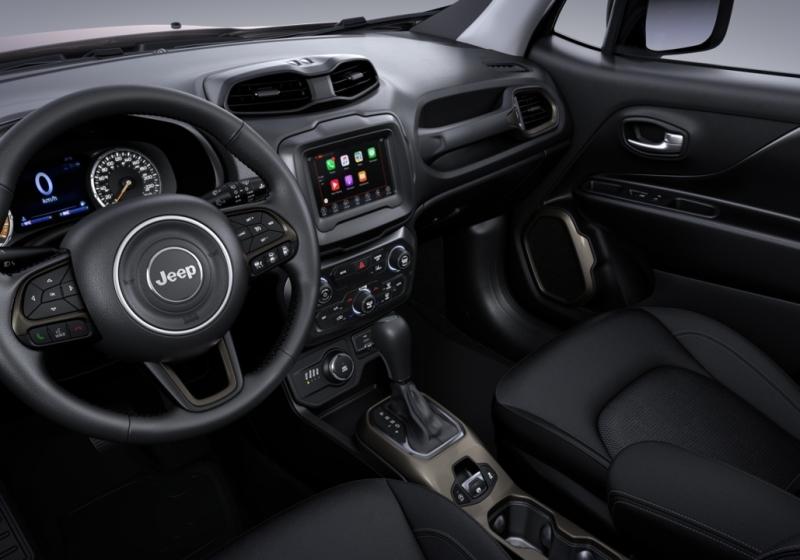 JEEP Renegade 2.0 Mjt 140CV 4WD Active Drive Low Limited Carbon Black Km 0 0AV5W-f