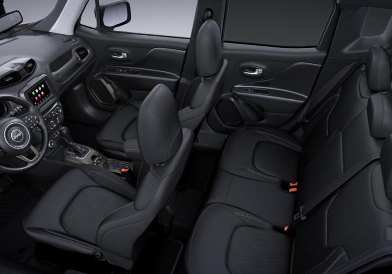 JEEP Renegade 2.0 Mjt 140CV 4WD Active Drive Low Limited Carbon Black Km 0 0AV5W-h