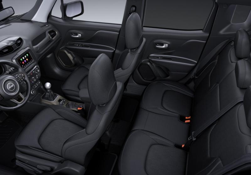 JEEP Renegade 2.0 Mjt 140CV 4WD Active Drive Limited Granite Crystal Km 0 0NXB8-8