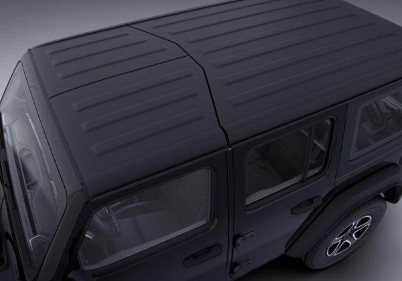 JEEP Wrangler Unlimited 2.2 Mjt II Sport auto Black Km 0 Y5X0X5Y-30142_interno_lato_8