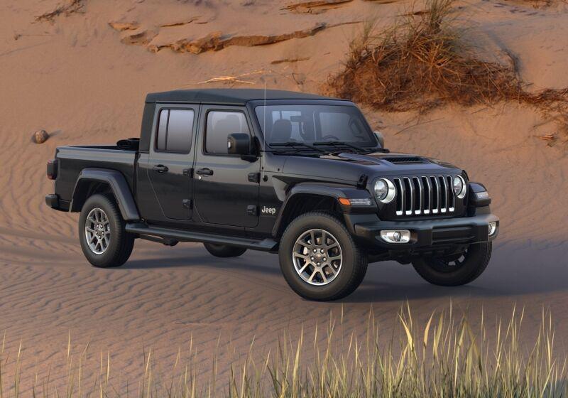 JEEP Gladiator 3.0 V6 Overland Black Km 0 XJ0CHJX-a-v2
