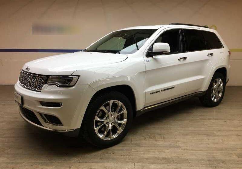 JEEP Grand Cherokee 3.0 V6 Summit 250cv auto E6d Bright White Usato Garantito 6U0B4U6-0a