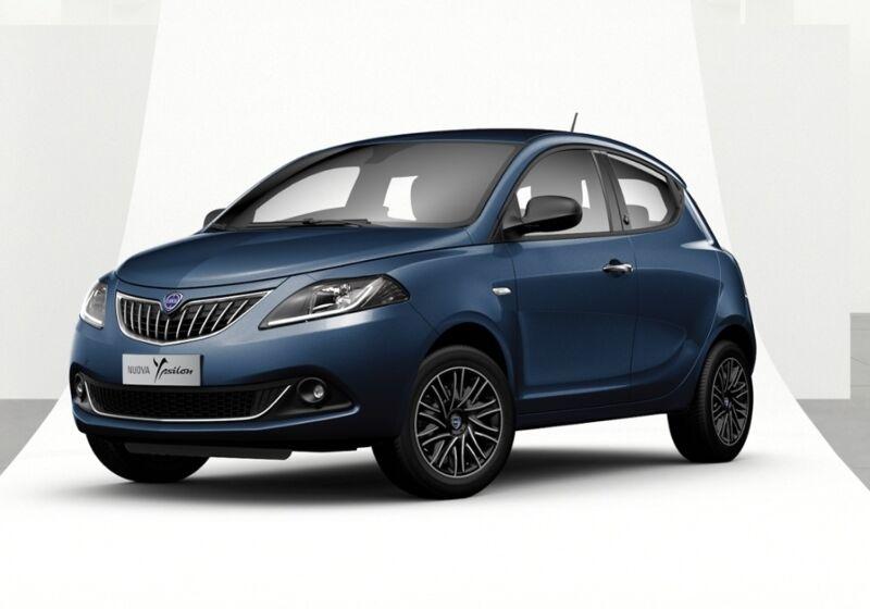 LANCIA Nuova Ypsilon 1.0 hybrid Gold s&s 70cv Blu Elegante Km 0 CV0BWVC-a-v1