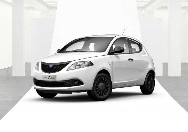 LANCIA Ypsilon 1.0 hybrid Silver s&s 70cv Bianco Neve Km 0 NW0BWWN-a-v1