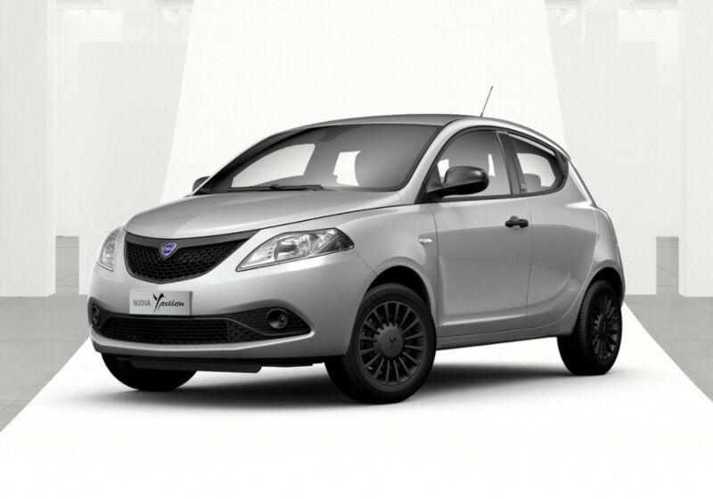 LANCIA Ypsilon 1.0 hybrid Silver s&s 70cv Grigio Argento Km 0 AS0CASA-a%20(11)