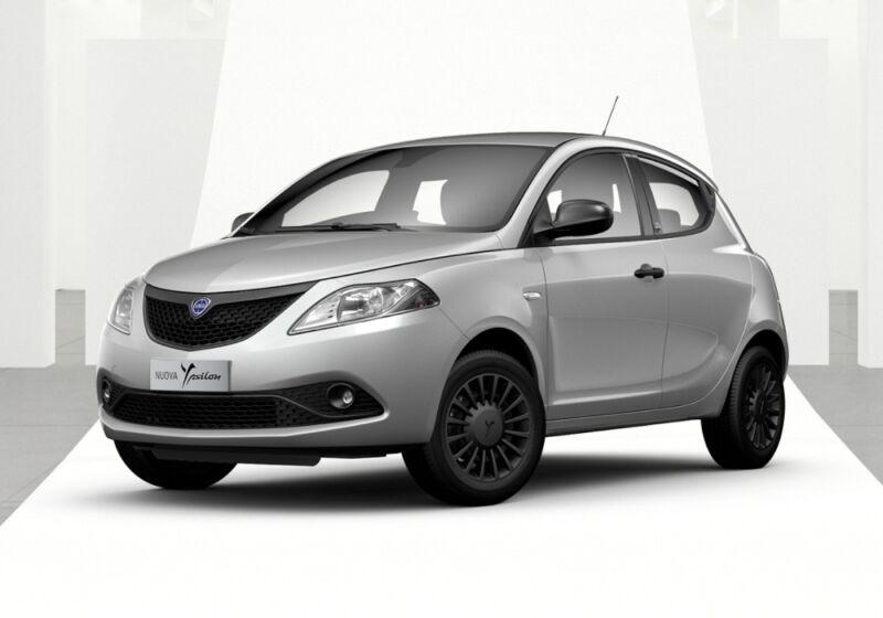 LANCIA Ypsilon 1.0 hybrid Silver s&s 70cv Grigio Argento Km 0 W40CC4W-a