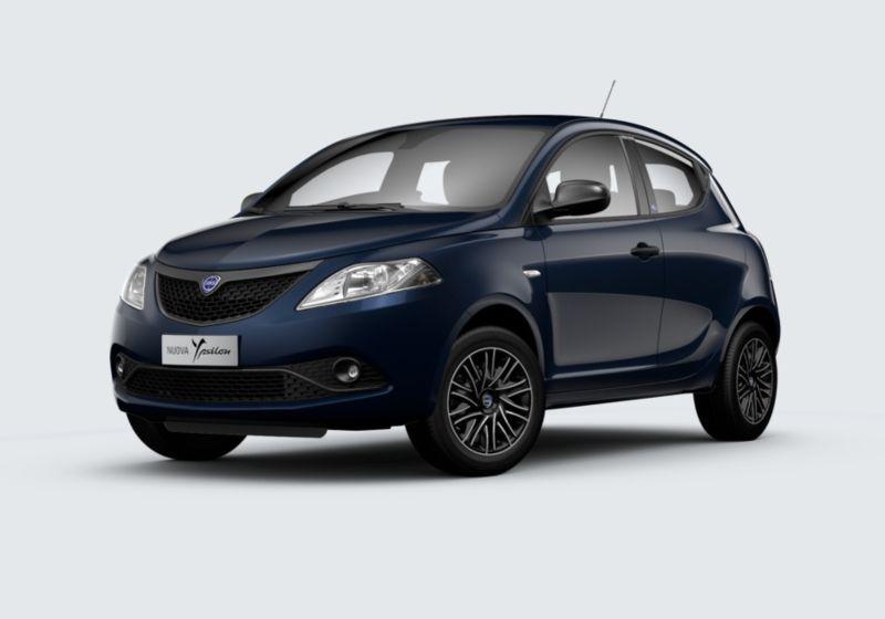 LANCIA Ypsilon 1.2 69 CV 5 porte S&S Elefantino Blu Blu di Blu Km 0 670B376-39536_esterno_lato_1