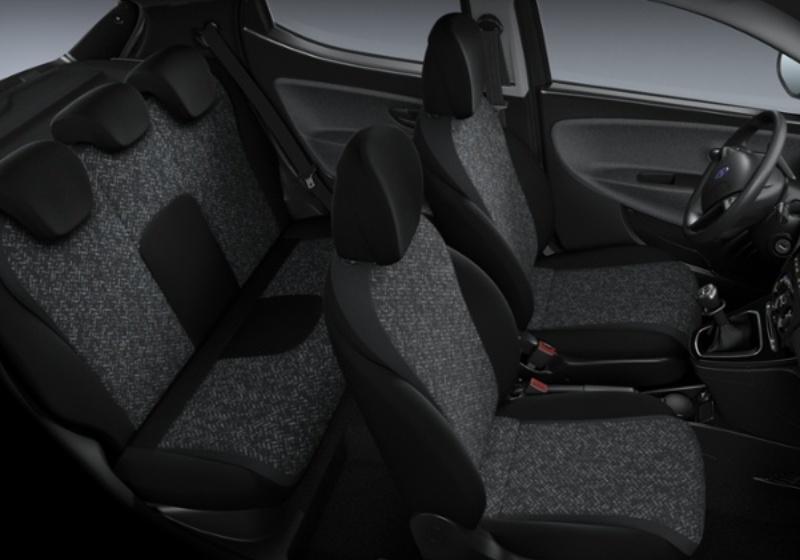 LANCIA Ypsilon 1.2 69 CV 5 porte S&S Elefantino Blu Grigio Ardesia Km 0 QFV0VFQ-f