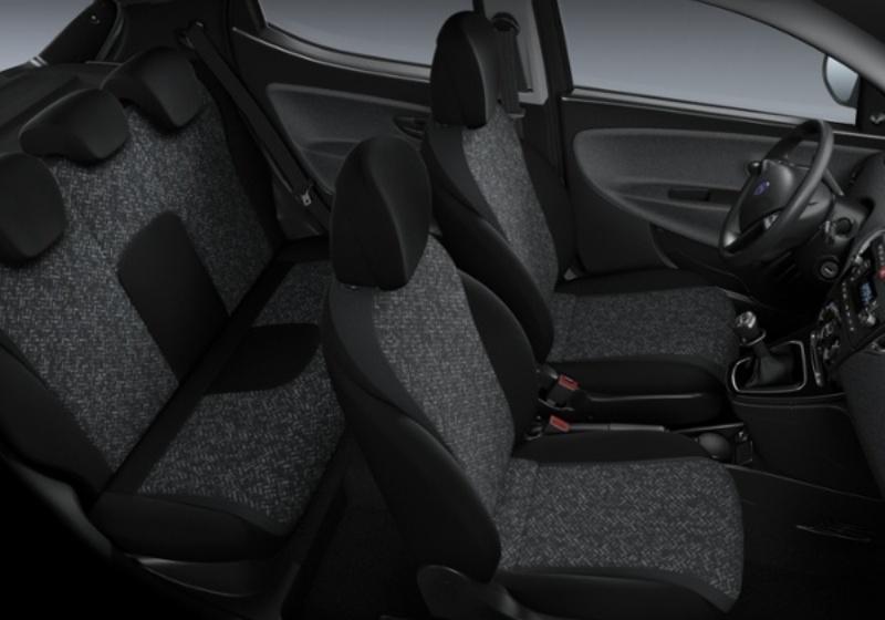LANCIA Ypsilon 1.2 69 CV 5 porte S&S Elefantino Blu Grigio Argento Km 0 7X909X7-f