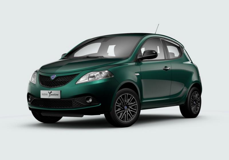LANCIA Ypsilon 1.2 69 CV 5 Porte GPL Ecochic Gold Verde Smeraldo Km 0 0LDOO-a