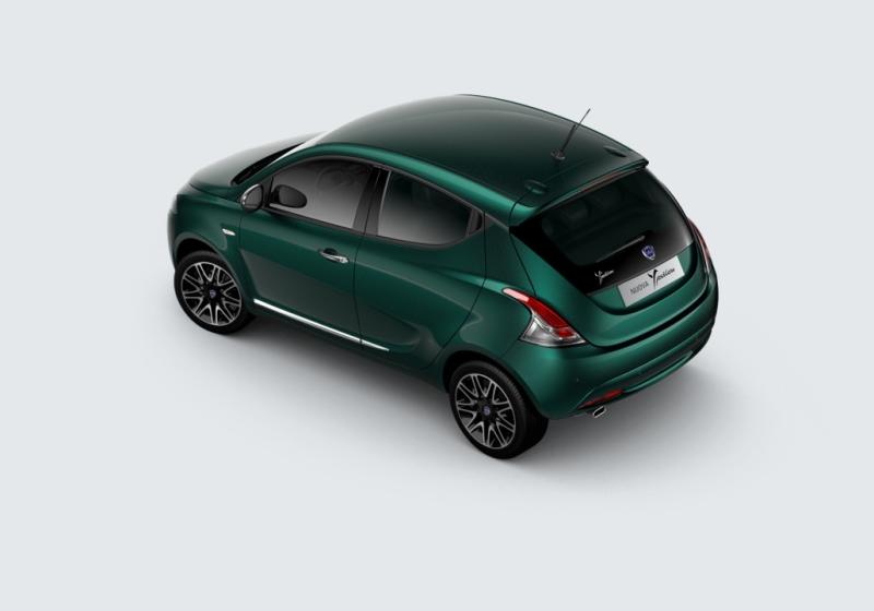 LANCIA Ypsilon 1.2 69 CV 5 porte GPL Ecochic Platinum Verde Smeraldo Km 0 CKTRO-d