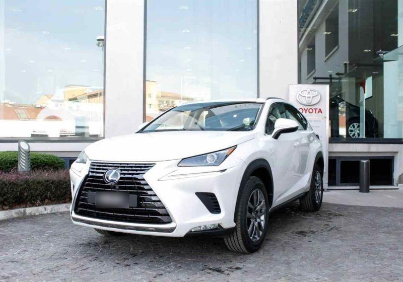 LEXUS NX Hybrid 4WD Executive Bianco Perla Km 0 780BC87-1