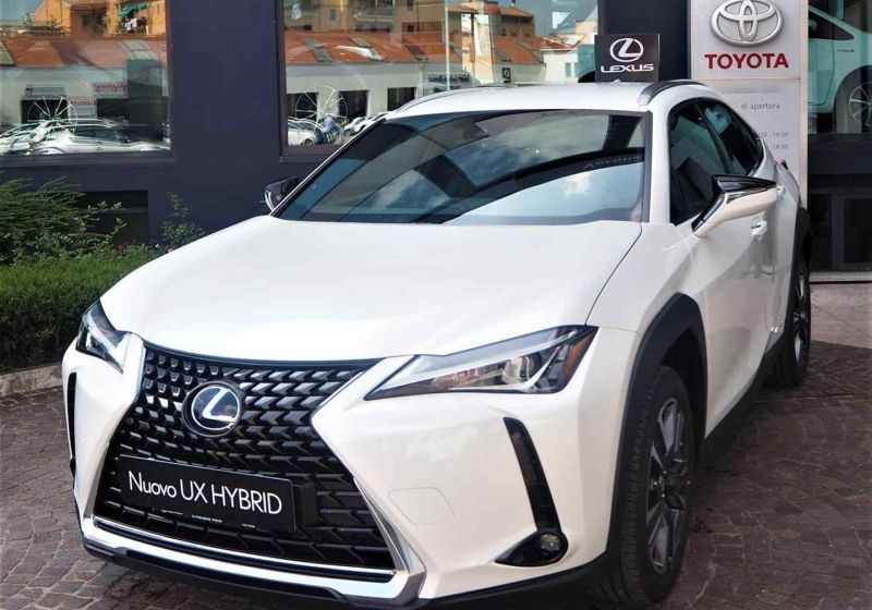 LEXUS UX Hybrid 2WD Executive Bianco Perla Km 0 5U0BCU5-1