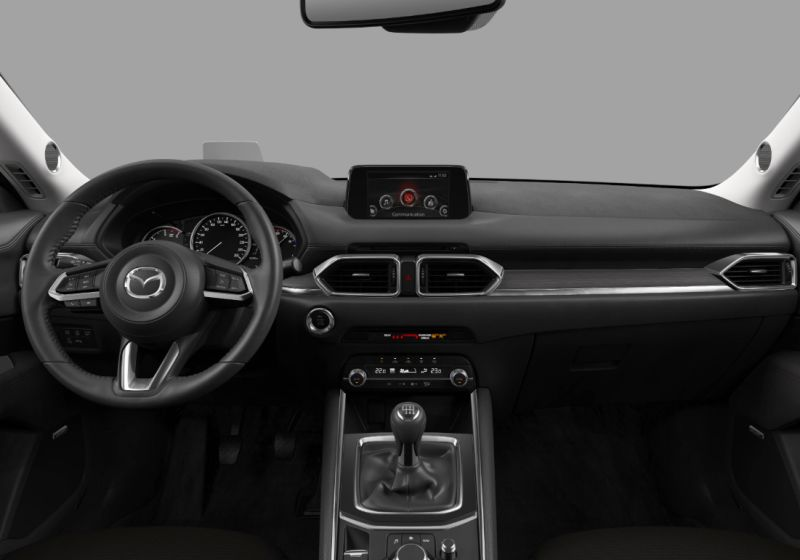 MAZDA CX-5 2.2L Skyactiv-D 150CV 2WD Exceed Soul Red Crystal Da immatricolare KK0B2KK-g