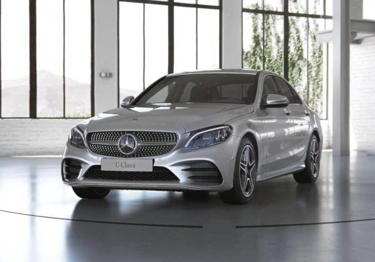 MERCEDES Classe C 220 d Auto Premium Argento Iridio Km 0 HW0BSWH-Schermata%202020-12-09%20alle%2011