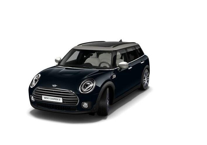 MINI Clubman 1.5 Cooper D auto Midnight Black Km 0 GY0C4YG-a-v1