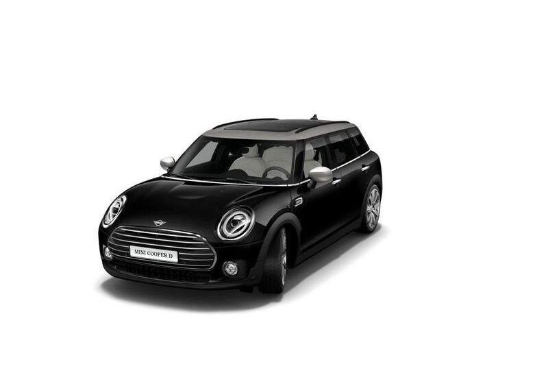 MINI Clubman 1.5 Cooper D Exclusive Midnight Black Km 0 DC0BRCD-1