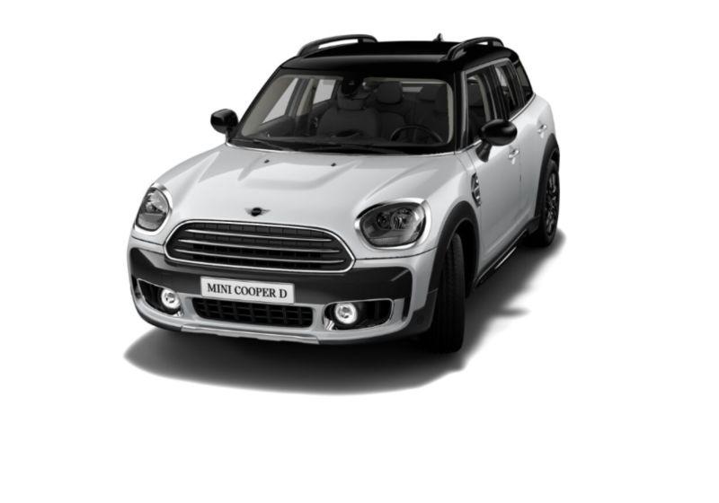 MINI Countryman 2.0 Cooper D auto Light White Km 0 YC0BHCY-a