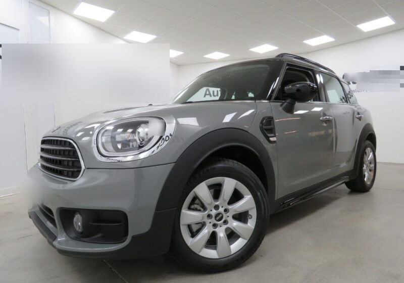 MINI Countryman 2.0 Cooper D Baker Street Auto Moonwalk Grey Usato Garantito Q20BT2Q-mini_censored-v1