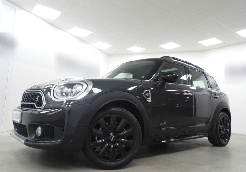 MINI Countryman 2.0 Cooper SD Hype ALL4 Automatica Thunder Grey Km 0 220BD22-a_censored