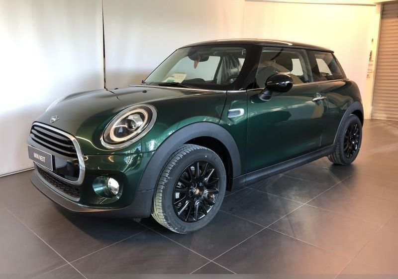 MINI Cooper 1.5 D Hype British racing Green Km 0 PX0BGXP-a_censored