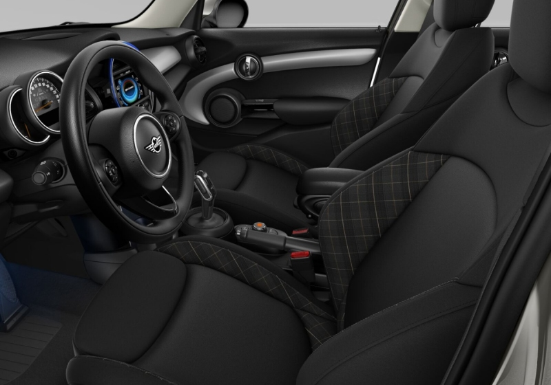 MINI Cooper 1.5 D Hype 5 porte Melting Silver  Km 0 PFENS-g