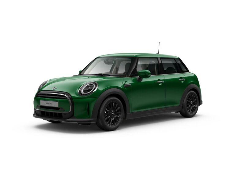 MINI One 1.5 Classic 55KW 5 porte British racing Green Da immatricolare JA0CKAJ-15589168_O_60f038ac01c77