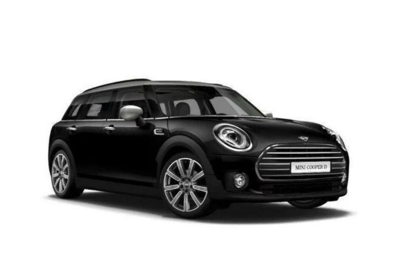 MINI Clubman 1.5 Cooper D auto Midnight Black Km 0 NN0BENN-a